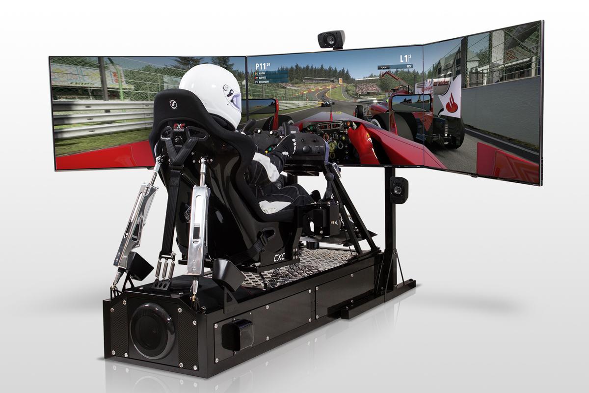 Der Racing Simulator Ist Ein Weihnachtsgeschenk F 252 R Kinder