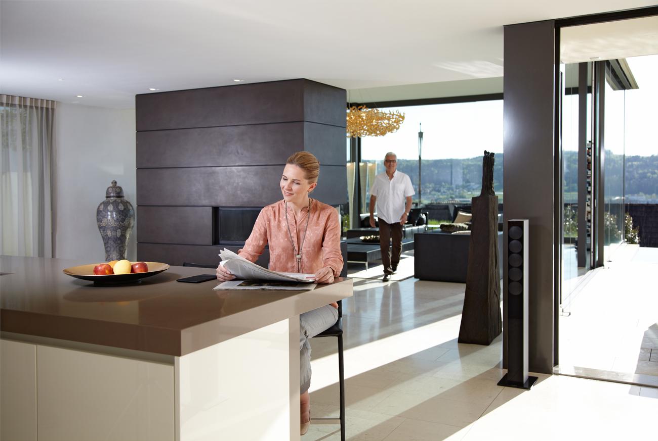 revox multiuser system der 2 generation proud magazine. Black Bedroom Furniture Sets. Home Design Ideas