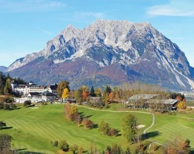 Aussenansicht Romantik Hotel Schloss Pichlarn©Schloss Pichlarn