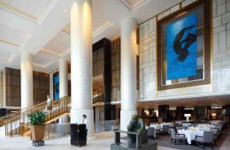 The Peninsula Beijing, The Lobby