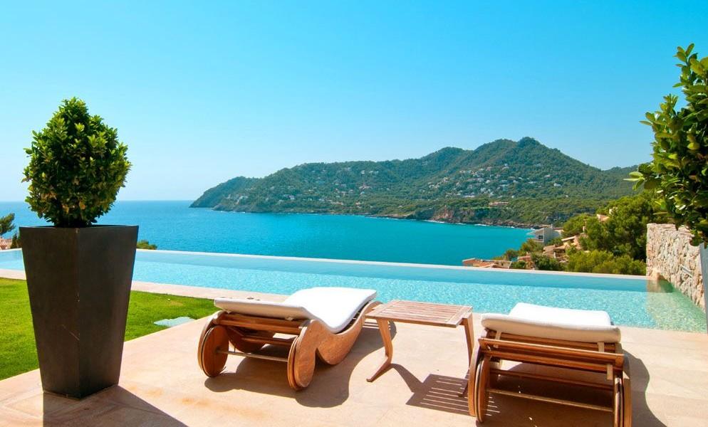 Infinity Pool für Golfliebhaber im Osten Mallorcas ©fincallorca.de