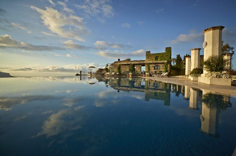 Pool © Belmond Hotel Caruso