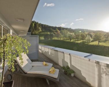 Terrasse_Golf- & Skiresort Tauernresidence