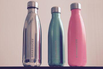 S'Well Bottles: in der Schweiz in 3 Farben erhältlich