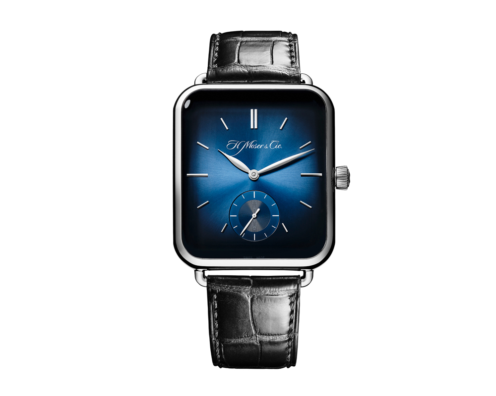 h. moser & cie. uhren uhr smartwatch smartwatches schweiz uhrenmanufaktur