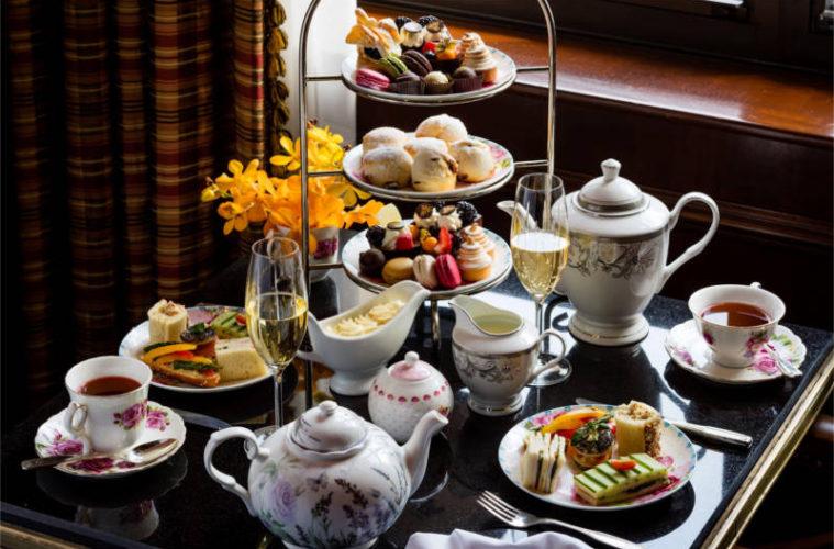 Afternoon Tea © Fairmont Hotels Resorts