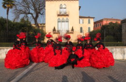 Karnevalstreiben in Bardolino