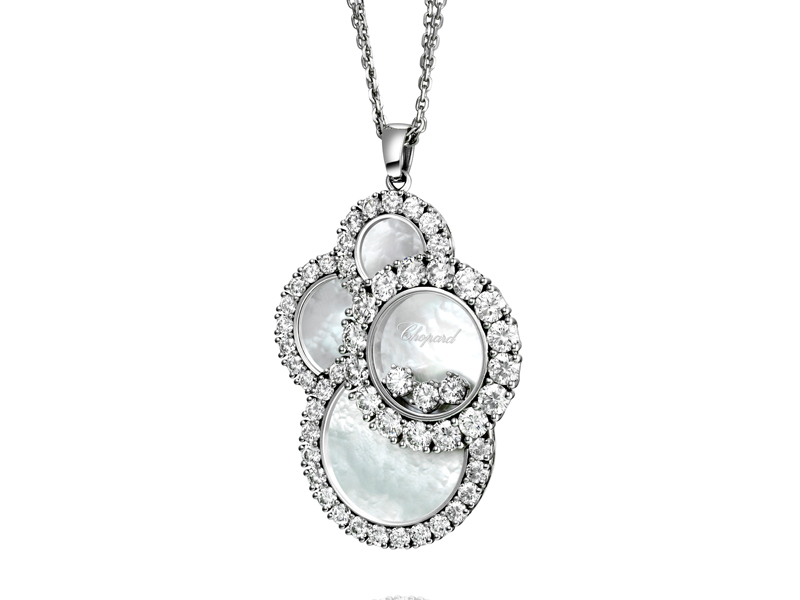 chopard schmuck schmuckkollektion diamanten