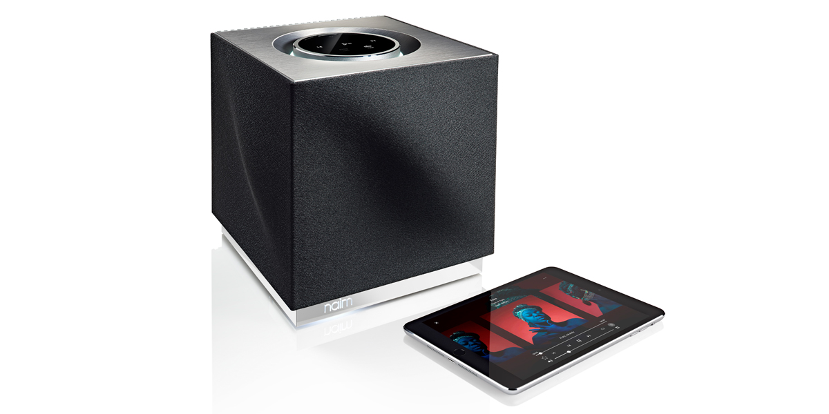 das wireless musiksystem von naim. Black Bedroom Furniture Sets. Home Design Ideas