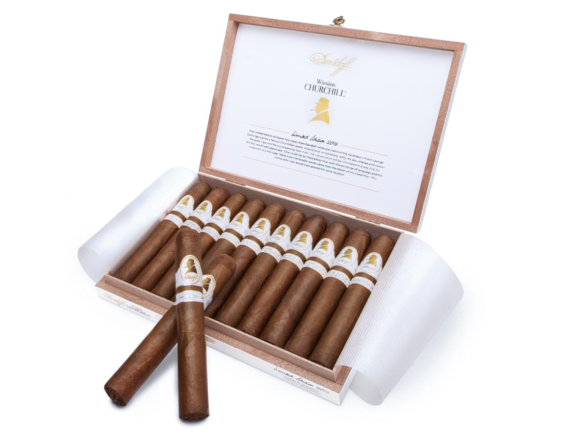 zigarre zigarren limitiert herausragend exquisit mischung