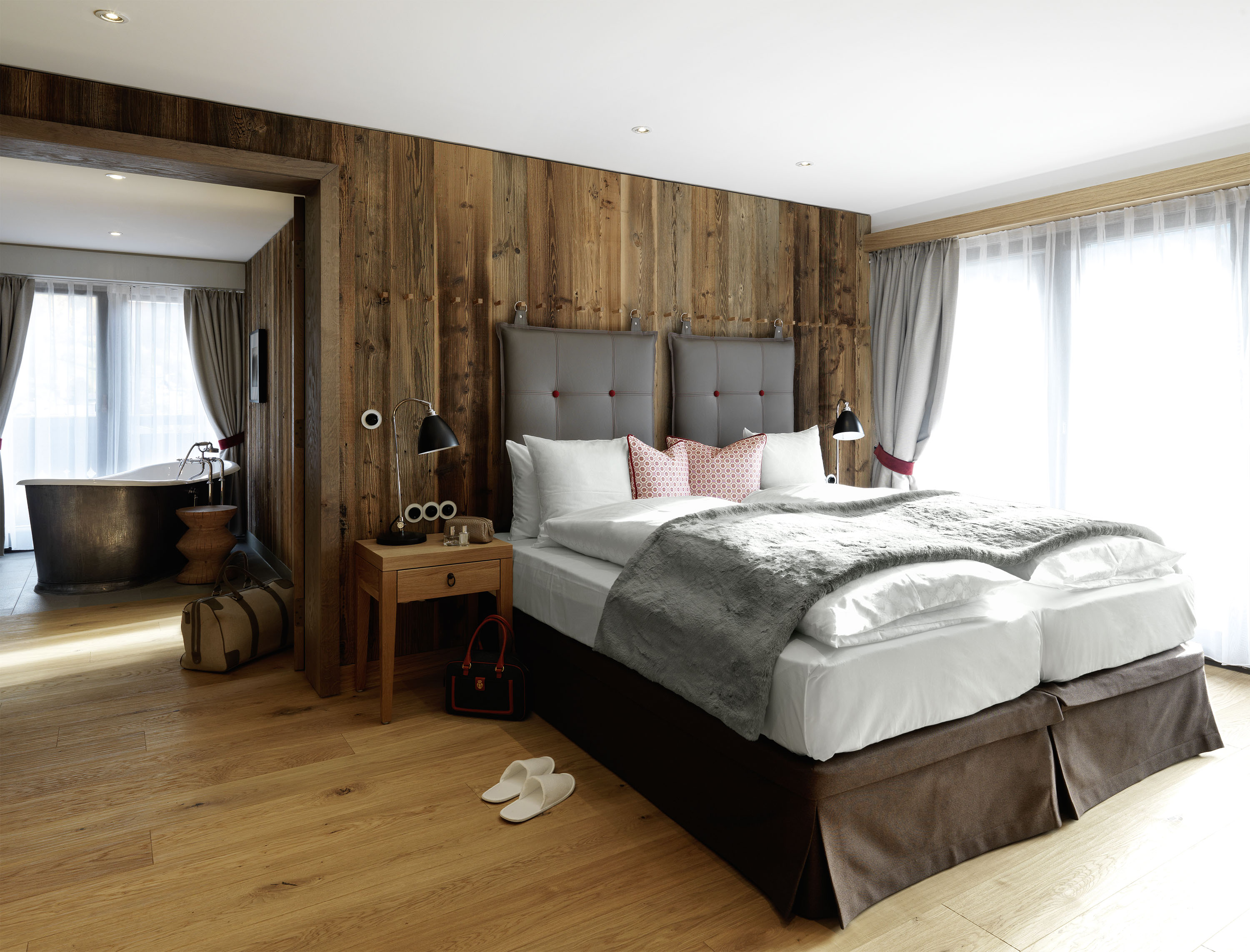 loewen hotel montafon proudmag. Black Bedroom Furniture Sets. Home Design Ideas