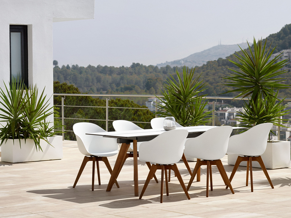 die outdoor m bel von boconcept. Black Bedroom Furniture Sets. Home Design Ideas