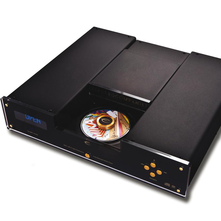 high-end cd-player laufwerk audio musik neuentwicklung elektronik