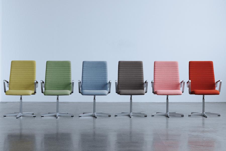Der designer stuhl als mittelpunkt for Design stuhl range