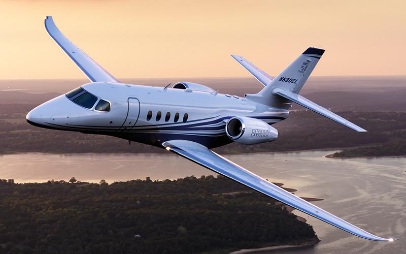 cessna citation latitude business jet aircraft brand brands manufacturers midsize segment
