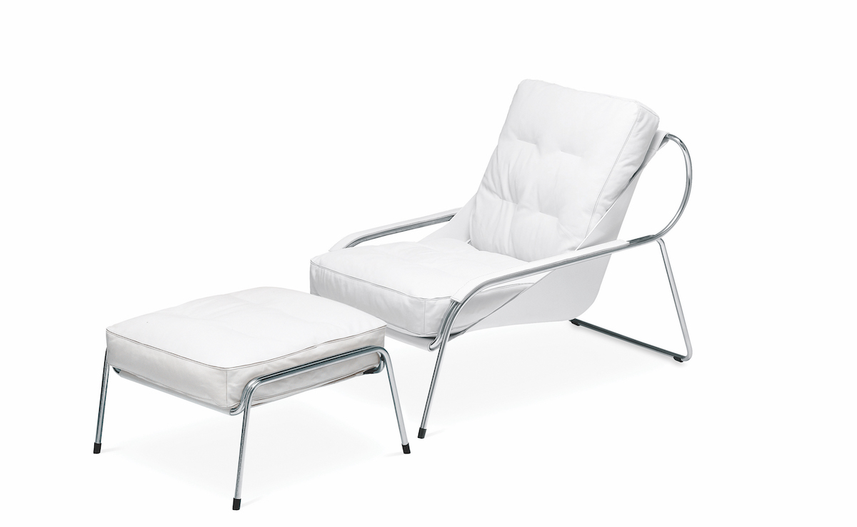 furniture pieces zanotta italian design brand tables chairs chaise longe mirrors