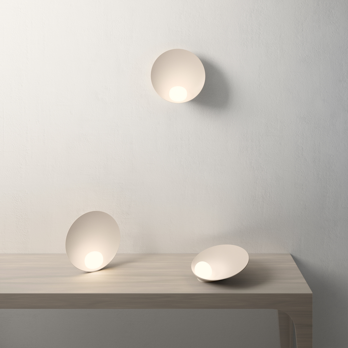 vibia lamps lamp hand blown glass floor wall table illumination