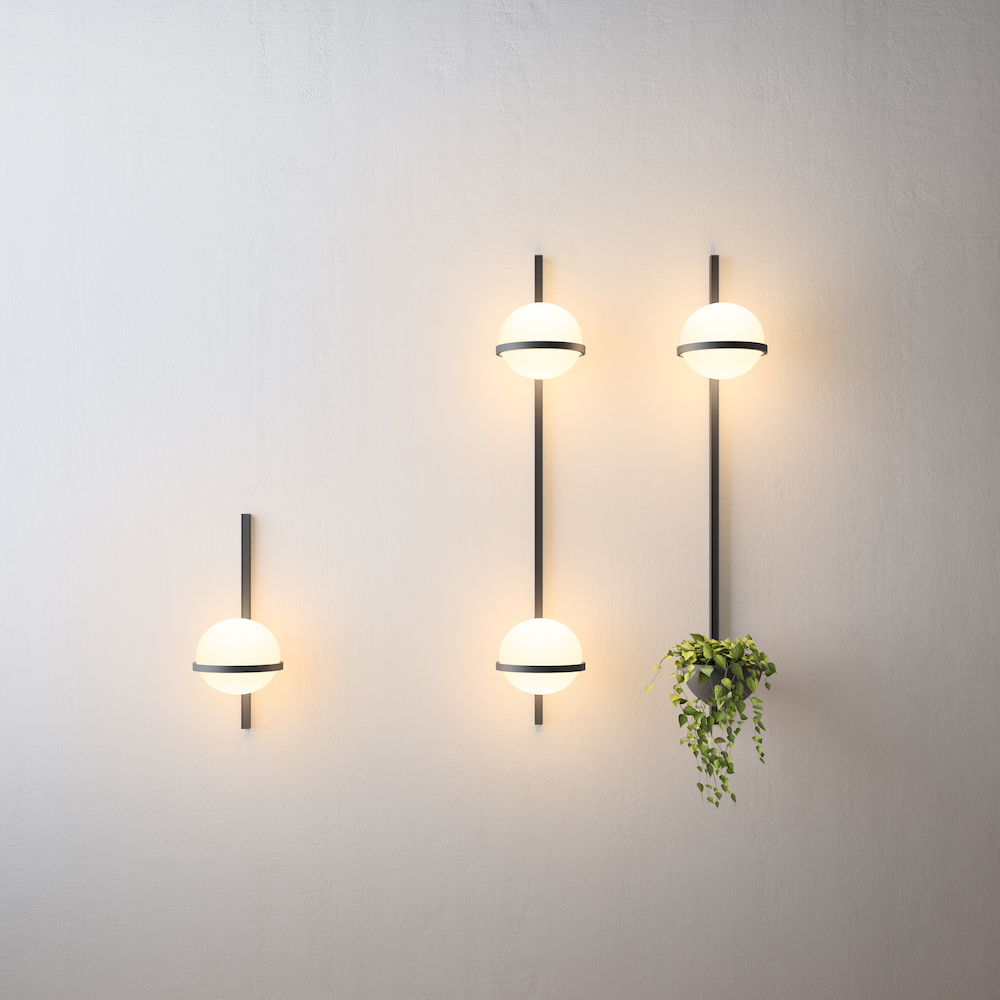 vibia pr sentiert neue leuchten f r den innenbereich. Black Bedroom Furniture Sets. Home Design Ideas