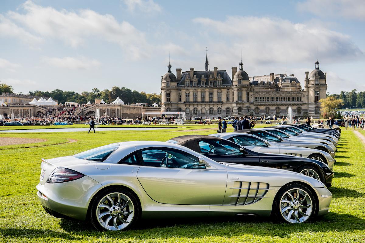 mercedes-benz slr mclaren mercedes-amg club mitglieder besitzer roadster coupe speedster