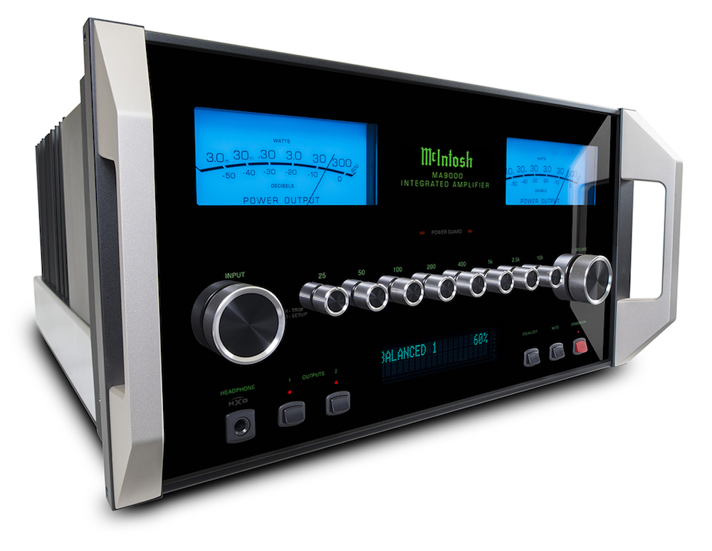 mcintosh amplifier premium audio handcrafted sound digital high-resolution