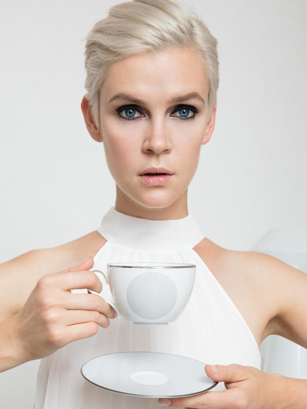 sieger fürstenberg porzellan porzellan-manufaktur hersteller deutschland dekor teller schalen tassen teetassen