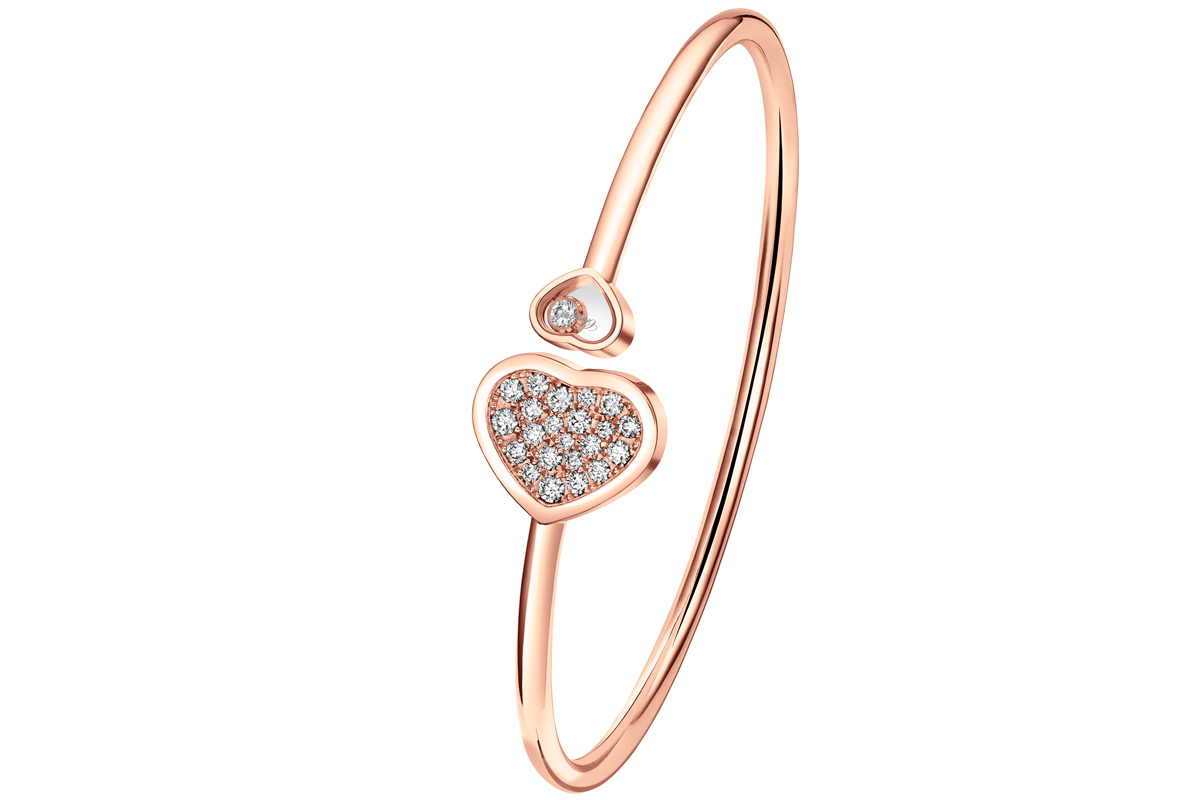 39b9c51d108a5 The Happy Hearts jewellery line by Chopard reveals some perfect ...