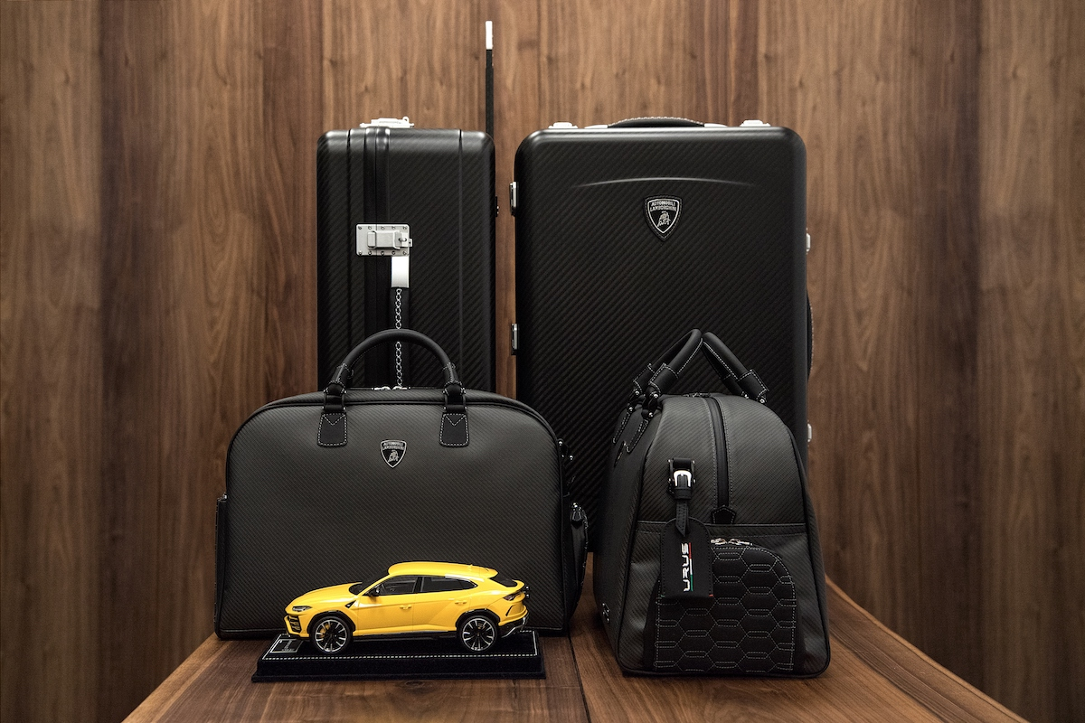 lamborghini urus suv special edition fashion limited jacket shoes luggage furniture carbon fiber