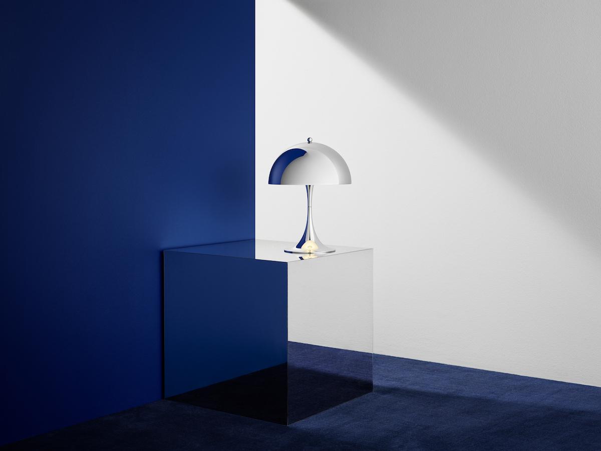 Die neuste Leuchte von Louis Poulsen strahlt hell in neuem ...
