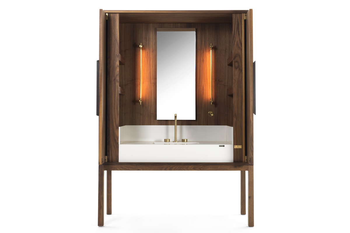 Designermöbel Möbeldesign Italien Italienisch Luxus Luxuriös Riva 1920  Cosentino Design Möbel Hersteller Holzmöbel