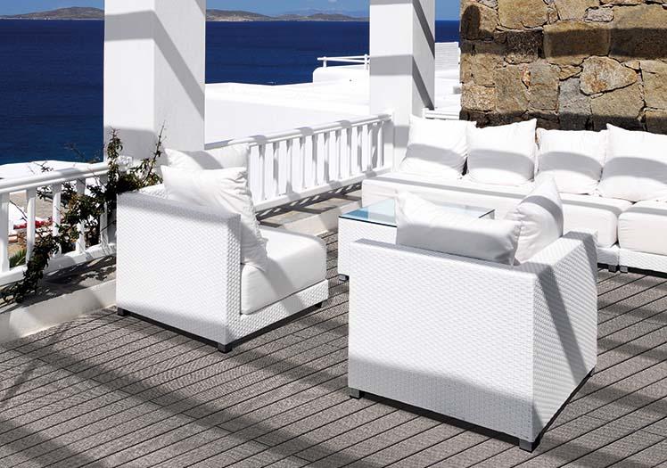 outex der wartungsfreie outdoor bodenbelag. Black Bedroom Furniture Sets. Home Design Ideas