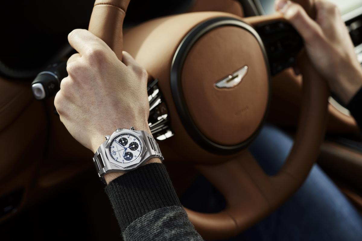 aston martin girard perregaux cars watches british swiss brand luxury
